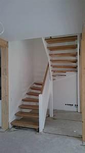 Escalier En U : escalier maison en bois ~ Farleysfitness.com Idées de Décoration