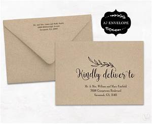 wedding envelope template printable wedding envelope With printing wedding invitations envelopes at home