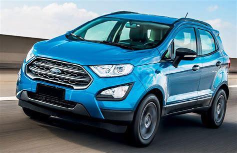 teste ford ecosport  freestyle auto esporte testes