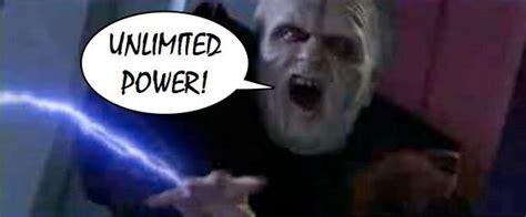 Unlimited Power Meme - unlimited power memes