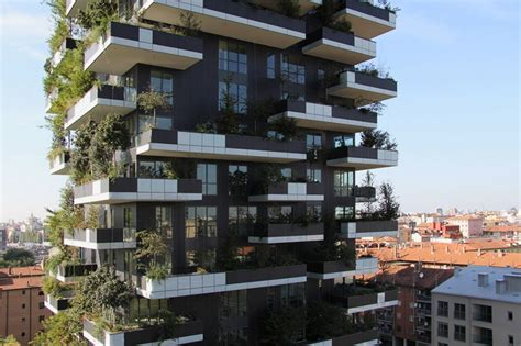 Milan's Bosco Verticale, Officially The Most Innovative