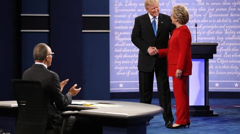Did You Miss The Presidential Debate? Here Are The
