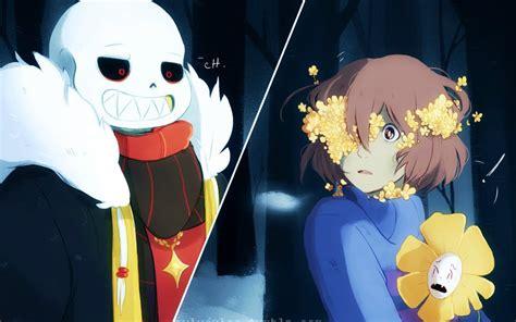 【undertale】 [催泪向flowerfell Amv] Let It Die_哔哩哔哩 (゜-゜)つロ 干杯