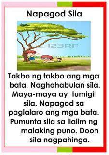printable short stories  filipino taga deped