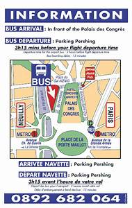 Porte Maillot Bus : come arrivare a parigi dall 39 aeroporto beauvais ~ Medecine-chirurgie-esthetiques.com Avis de Voitures