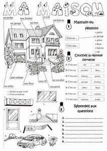 Maison A Part : ma maison idees pour mes cours learn french french ~ Voncanada.com Idées de Décoration