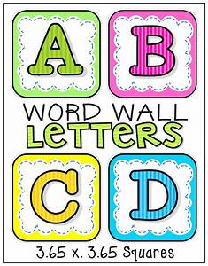 100 best classroom word wall ideas images on pinterest With alphabet letters with pictures for word wall