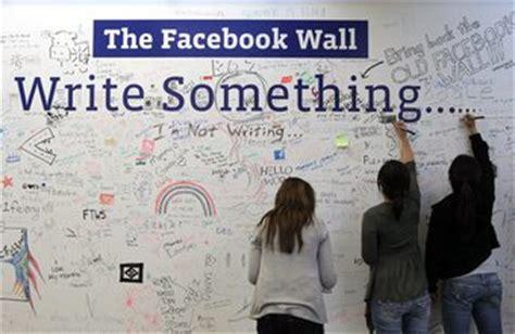 post  someones wall  facebook chroncom