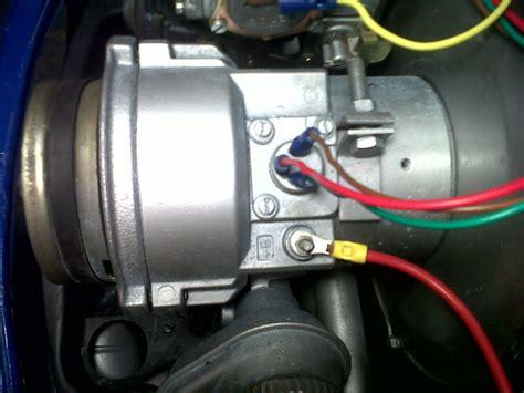 wrg 9303 1972 vw alternator wiring diagram