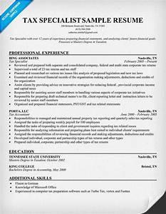 sample resume for tax preparerresume 23 fascinating With tax preparer resume templates