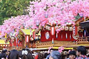 The Japanese Yayoi Festival | Asian Inspirations