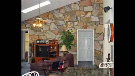 inspirasi desain rumah hiasan dinding batu alam