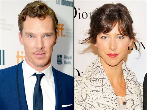 Benedict Cumberbatch Engaged to Actress, Director Sophie ...