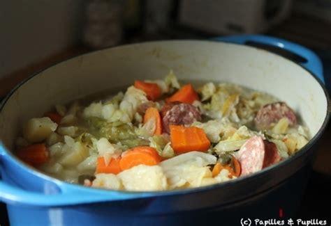 cuisine tv recettes 24 minutes chrono recette de soupe paysanne à la saucisse de morteau