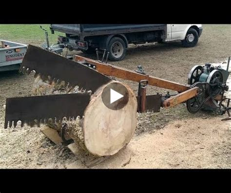 extreme fastest automatic firewood processor machines