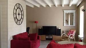 Deco Pour Salon : idee deco peinture salon on inspirations et idee deco ~ Premium-room.com Idées de Décoration