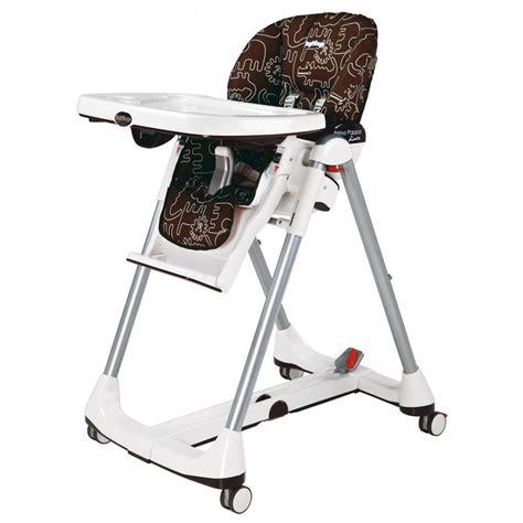 chaise haute bébé peg perego chaise haute peg perego