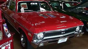 1970 Chevolet Nova Ss Muscle Car - 350 V8 300 Hp Four-speed