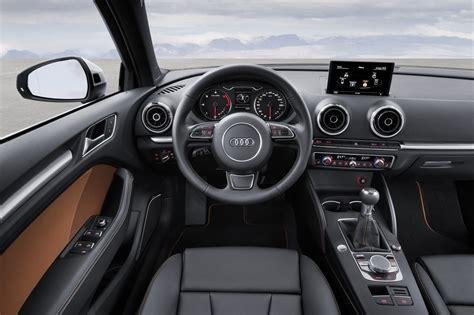 audi a3 dashboard dashboard audi a3 limousine carblogger
