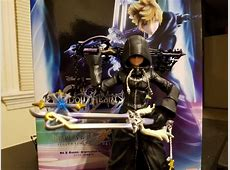 Unboxing of the new Kingdom Hearts II Organization XIII
