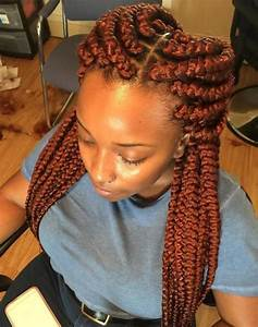 Top 20 All The Rage Looks With Long Box Braids Big Box