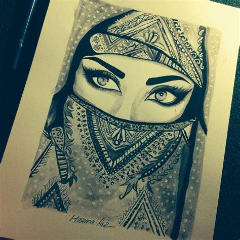 hijab drawing hijab top tips