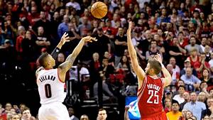 Watch Damian Lillard's series-ending shot against the ...