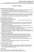 This Resume Was Written Or Critiqued By A Professional Resume Writer About Executive Assistant Resume Examples On Pinterest Administrative Sample Executive Administrative Assistant Cover Template Executive Administrative Assistant Resume Examples