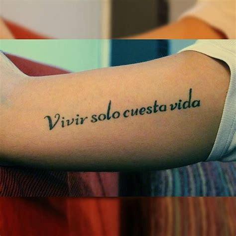 Tatouage Phrase En Espagnol  30 Idées De Mots Et Citations