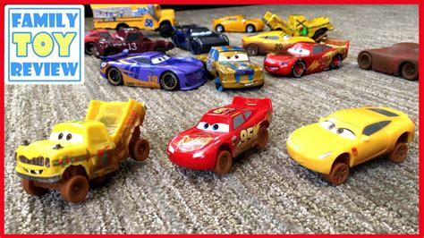 Demolition Derby Cars Toys by Disney Cars 3 Toys Demo Derby 8 Crashers Taco