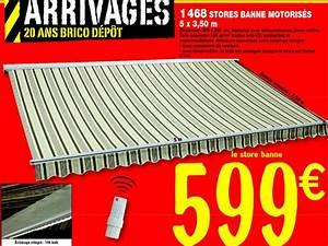 Store Exterieur Brico Depot : store exterieur brico depot mesdemos ~ Dailycaller-alerts.com Idées de Décoration