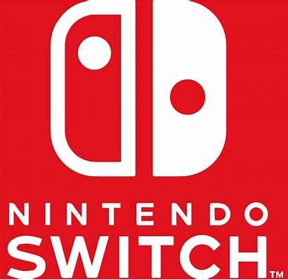 Nintendo Switch Logos Svg Colours Brand Transparent