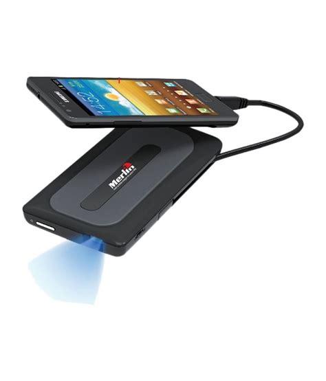 smartphone projector buy merlin smartphone projector at best price in