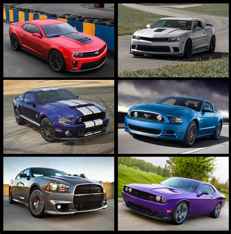2014 muscle cars the best before they re available popular rodding rod network