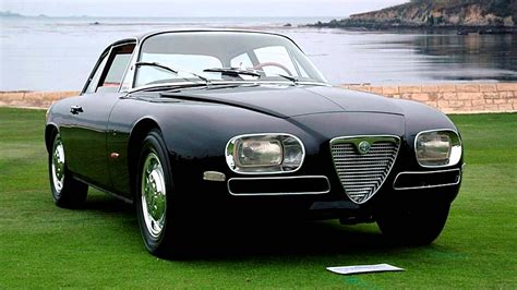 Alfa Romeo 2600 SZ 106 '1965–67 - YouTube
