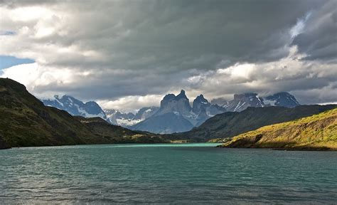 Panoramio - Photo of Torres del Paine from Pehoe Lake, Chile