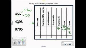 Using Place Value Chart