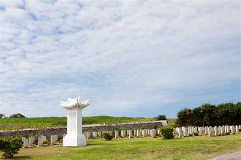 panoramio photo of st etienne au mont communal cemetery