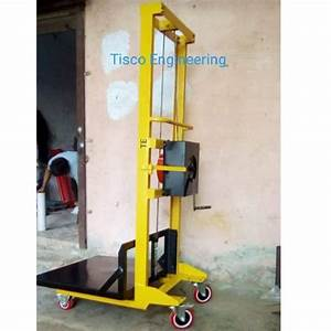 Acb Breaker Lifting Trolley Manufacturer Supplier In Delhi India