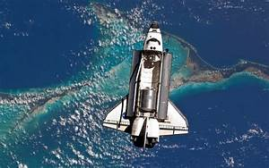 Shuttle From Planet Earth - Pics about space