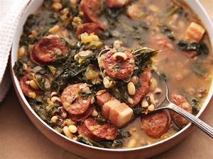 Make These Black Eyed Peas With Kale and Andouille for a ...