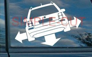 and out vw passat b5 5 sticker decal bub vw