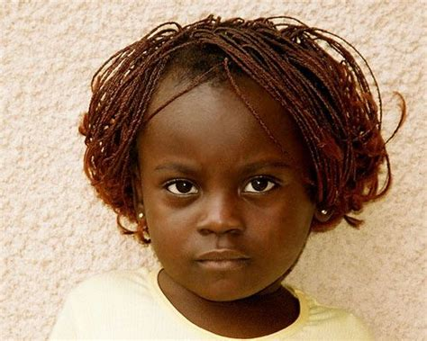 Cute Girls Hairstyles For Black Hair