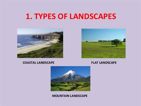 unit  landscapes