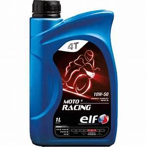 Huile Moteur Moto : huile moto racing elf 4t 1l ~ Melissatoandfro.com Idées de Décoration
