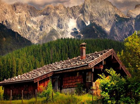 Free photo: Lonely Cabin - Alone, Cabin, Cold - Free ...