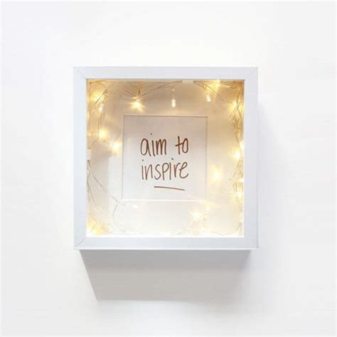 pretty light box picture frame 183 how to make a decorative