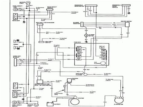 Corvette Alternator Wiring Diagram Forums