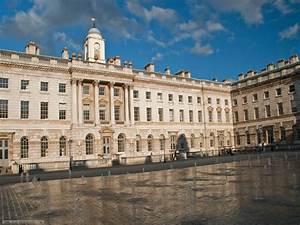 Somerset House, London, England Wallpaper