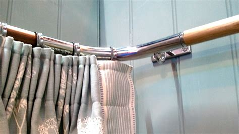 bendable curtain rods canada bendable curtain rods rooms
